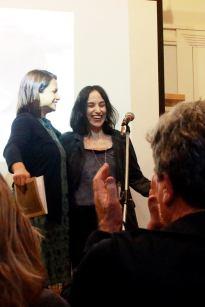עם איריס אליה כהן